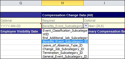 Loading data into Workday – workday411